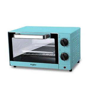 惠而浦(Whirlpool) 10L迷你烤箱 自由恒温控制WTO-JM102X