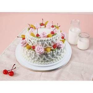 双层鲜奶蛋糕