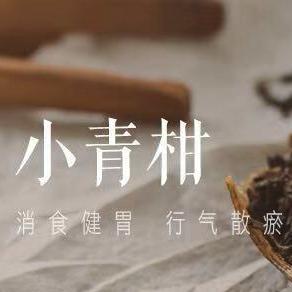小青柑礼盒