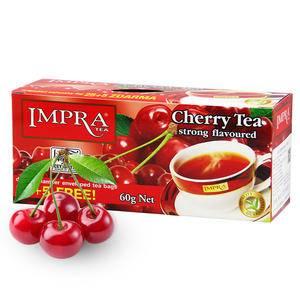 斯里兰卡原装进口 IMPRA 英伯伦樱桃味调味茶(2g*30袋)