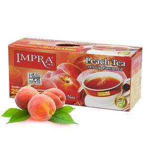 斯里兰卡原装进口 HEAVENLY 哈文迪桃子味调味茶(2g*25袋)50g