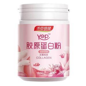 汤臣倍健 胶原蛋白粉固体饮料(水蜜桃味3g/袋×30袋)