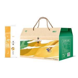 首农京乡谷色谷香杂粮礼盒 2.4kg