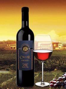 凯撒巴贝拉红葡萄酒