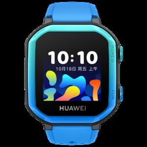 华为儿童手表 3s(冰山蓝)4G全网通 八重精准定位 腕上学习助手 智能语音助手 零花钱管理 安全认证 学生智能电话手表